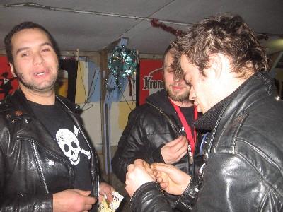 Maturin, Lolux et Yann